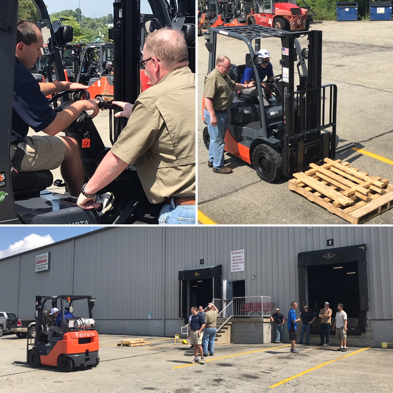 Forklift Operator Training Safety Pennwest Industrial Trucks