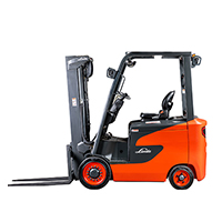 pennwest electric counterbalanced forklift class1