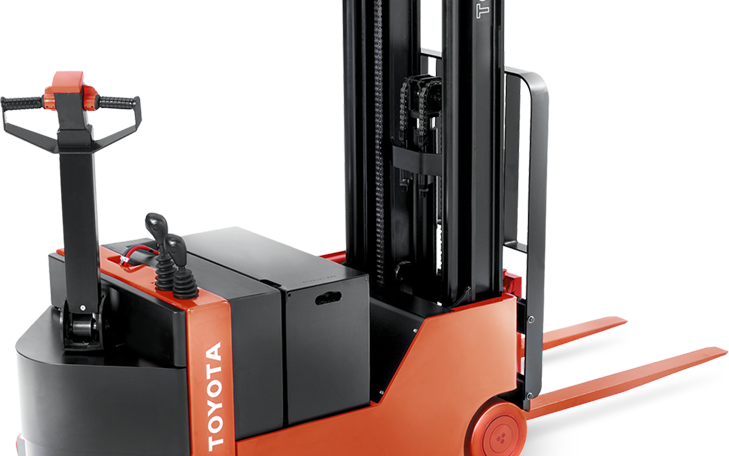 Toyota Counter-Balanced Stacker - PennWest