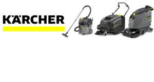 kaercher sweeper scrubber forklift rentals