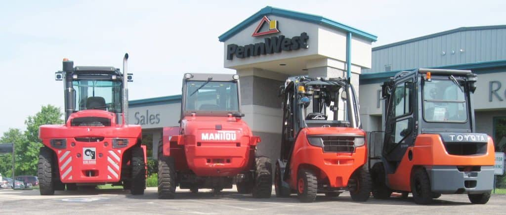 about us pennwest industrial trucks