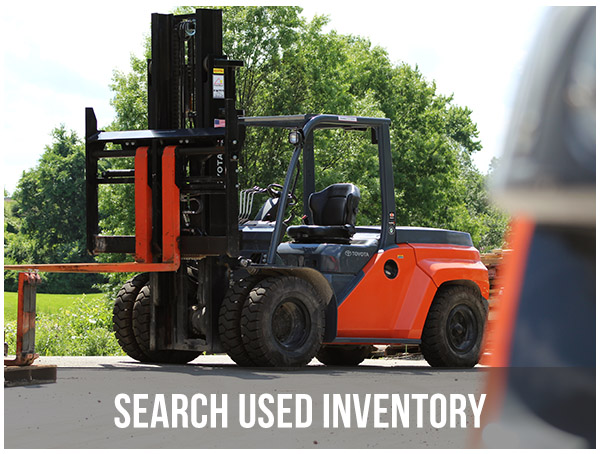 search used forklifts pennwest