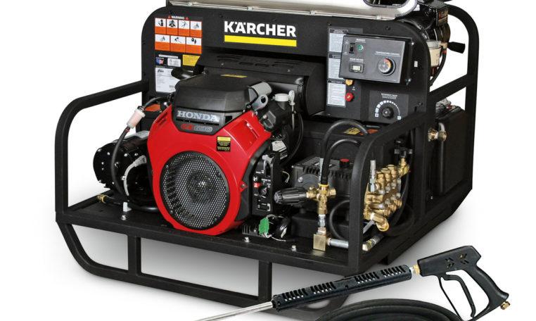 Karcher Hot Water Pressure Washer Ssg Ssd Shark Series